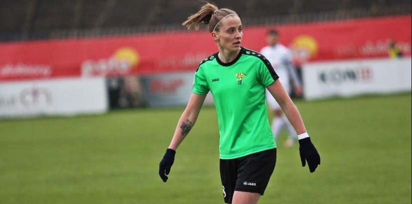 Ewelina Kamczyk: Jestem bardzo dumna, że jestem piłkarką