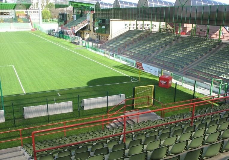Ranking muraw 2 ligi: Bełchatów z najlepszym boiskiem