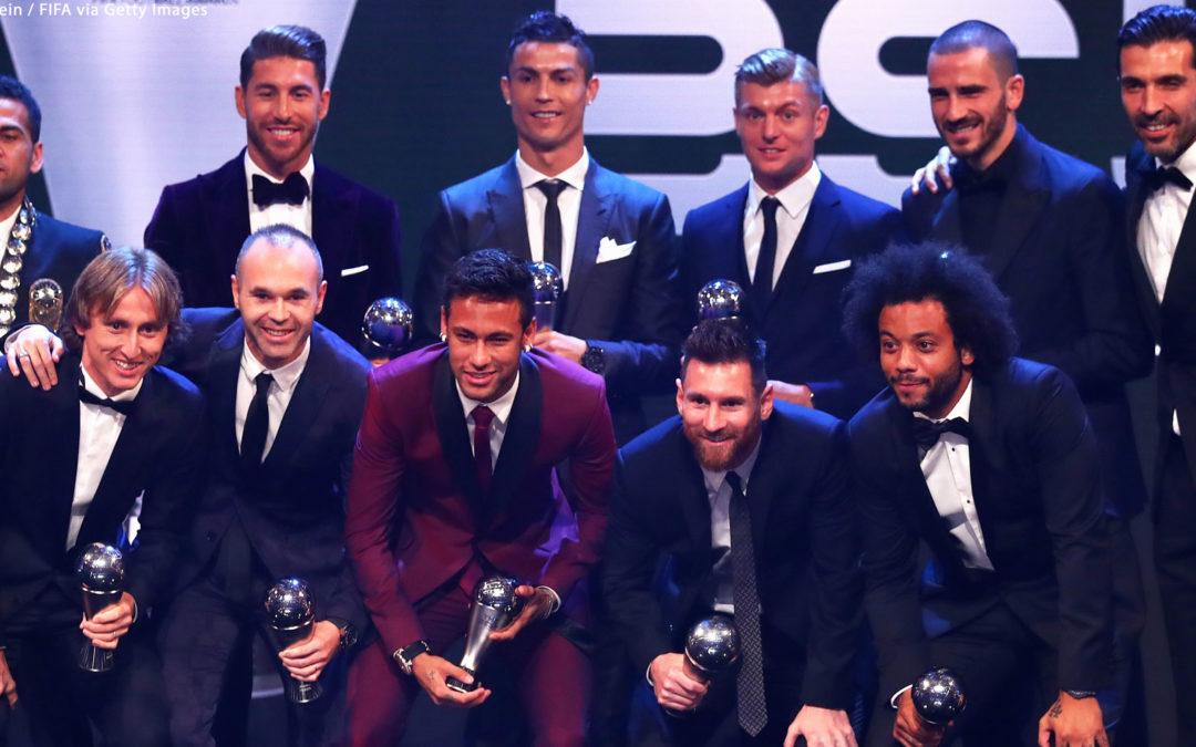 FIFA FIFPro World 11 2016/17 rozstrzygnięte!