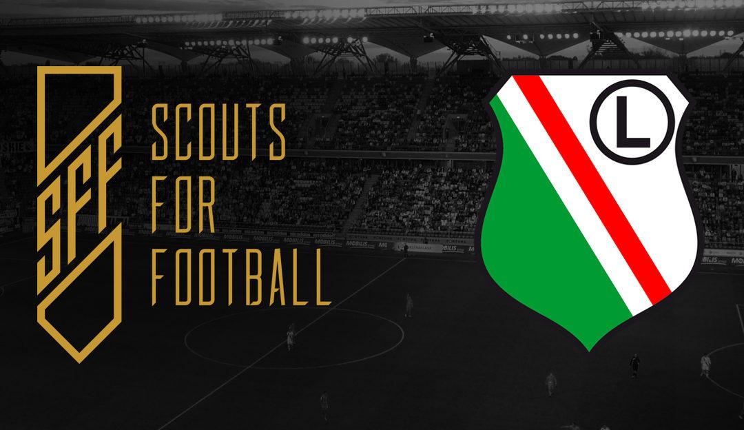 Scouts for Football startuje z Akademią Skautów. Na początek kurs z Legią Warszawa.