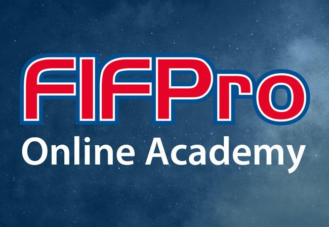 Rekturacja na FIFPro Online Academy – międzynarodowe studia online dla piłkarzy!