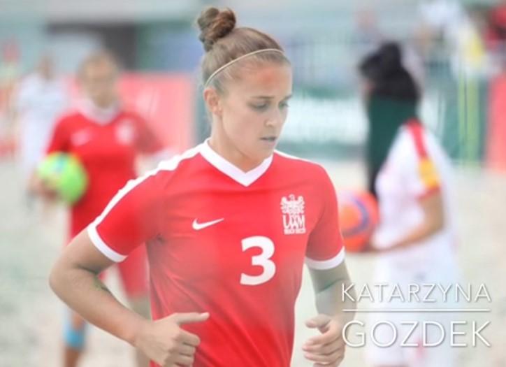 Pomóż Katarzynie Gozdek wrócić na boisko!