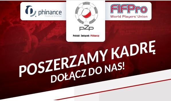 Praca szuka piłkarza! Phinance i PZP otwierają nową rekrutację!