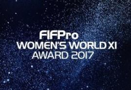 Nominacje dla Kiedrzynek i Pajor w plebiscycie FIFPro Women's World XI 2017! Laureatki poznamy w Dzień Kobiet.