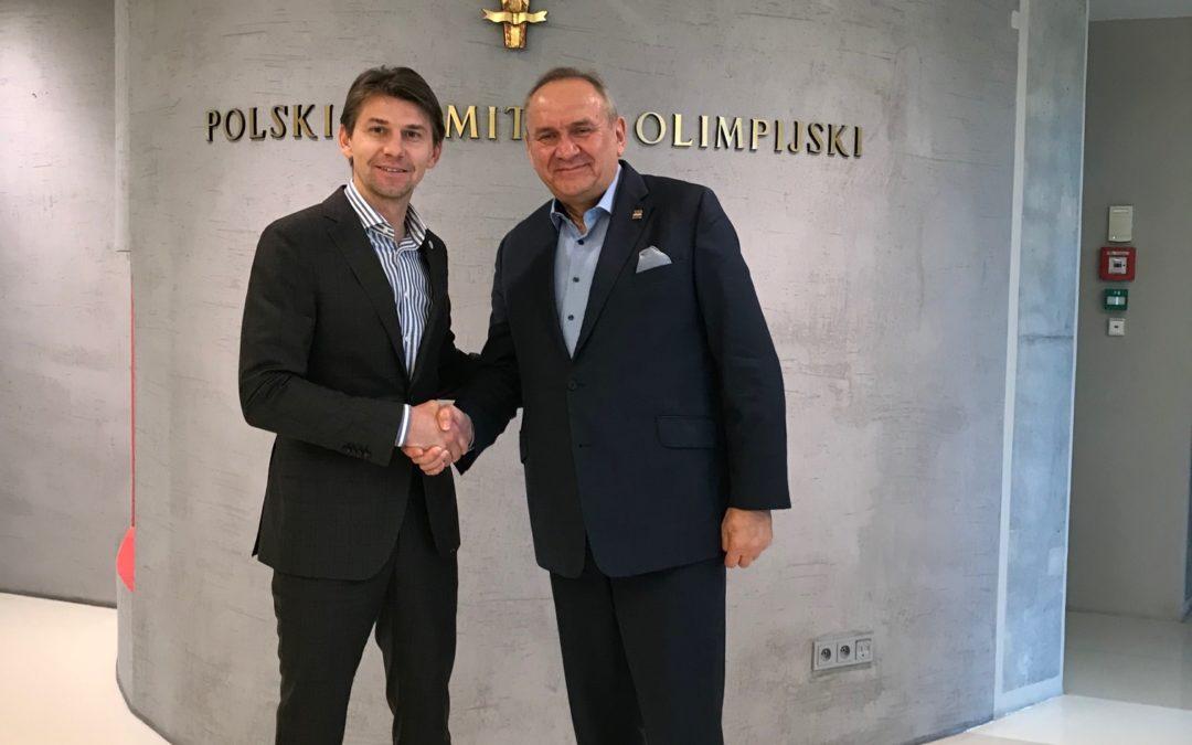 Spotkanie z prezesem PKOL ws. rozwiązań emerytalnych