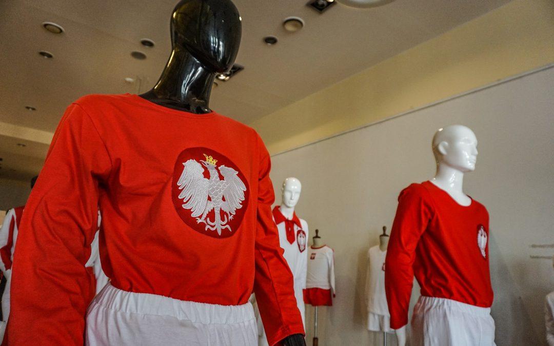 Wystawa 100-lecie PZPN w Łódzkim Centrum Wydarzeń