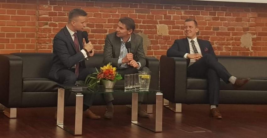 Prezes Smolarek wziął udział w konferencji (Nie)pełnosprawni na rynku pracy