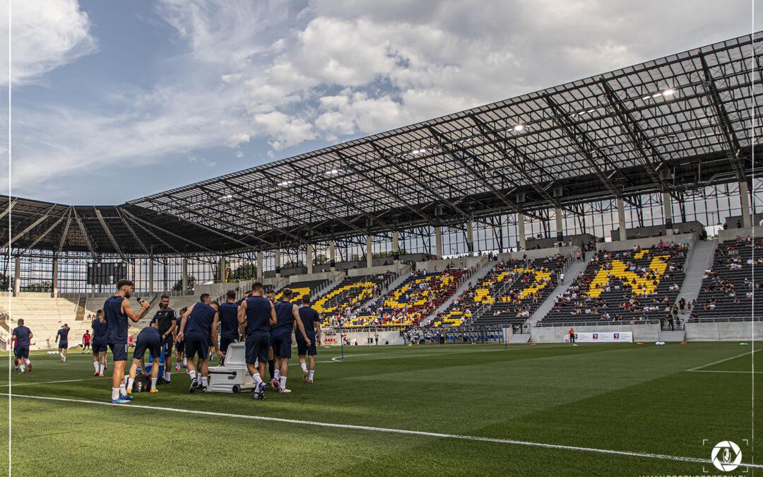 Ranking Muraw 2020/2021: Pogoń Szczecin z najlepszym boiskiem w PKO Ekstraklasie